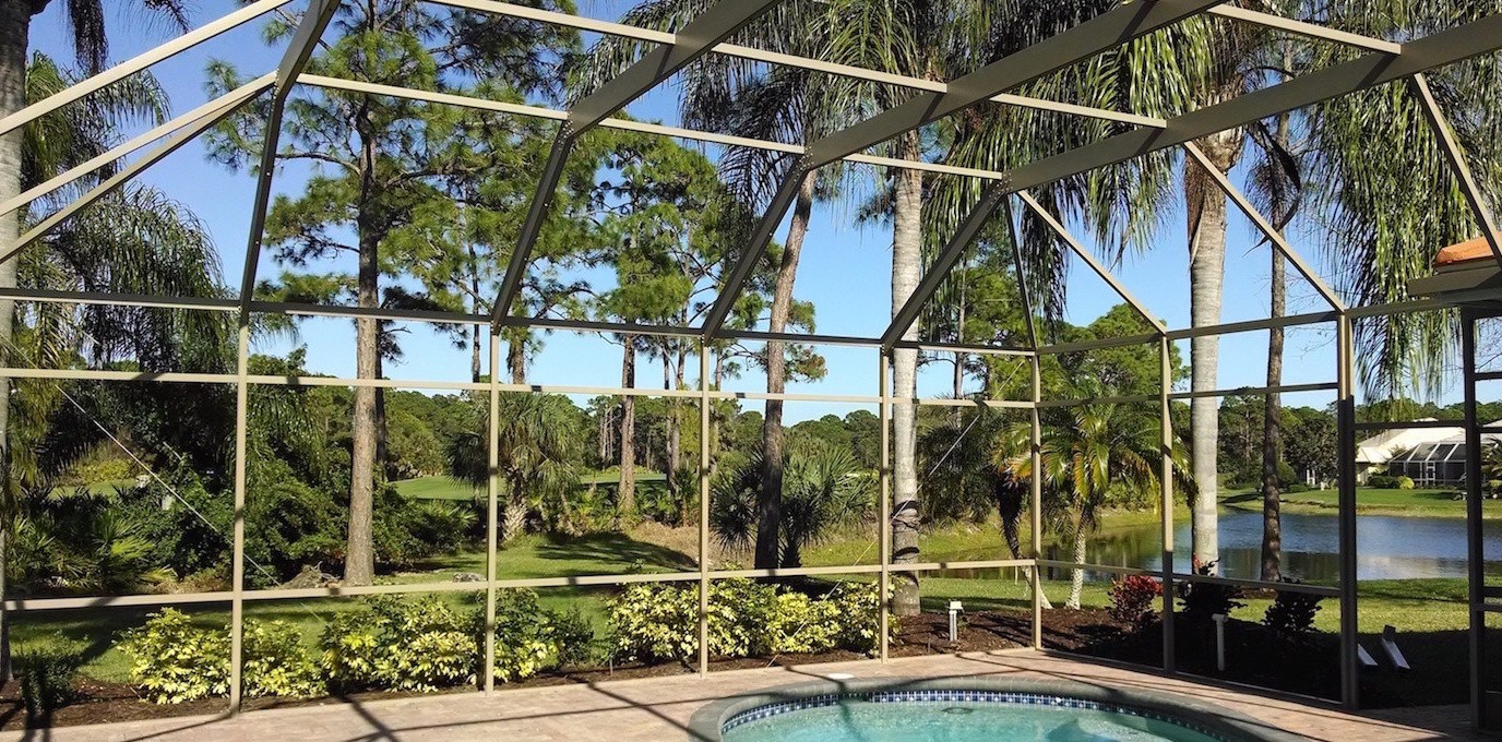 Jpm Pool Cage Painters And Screen Enclosure Painting