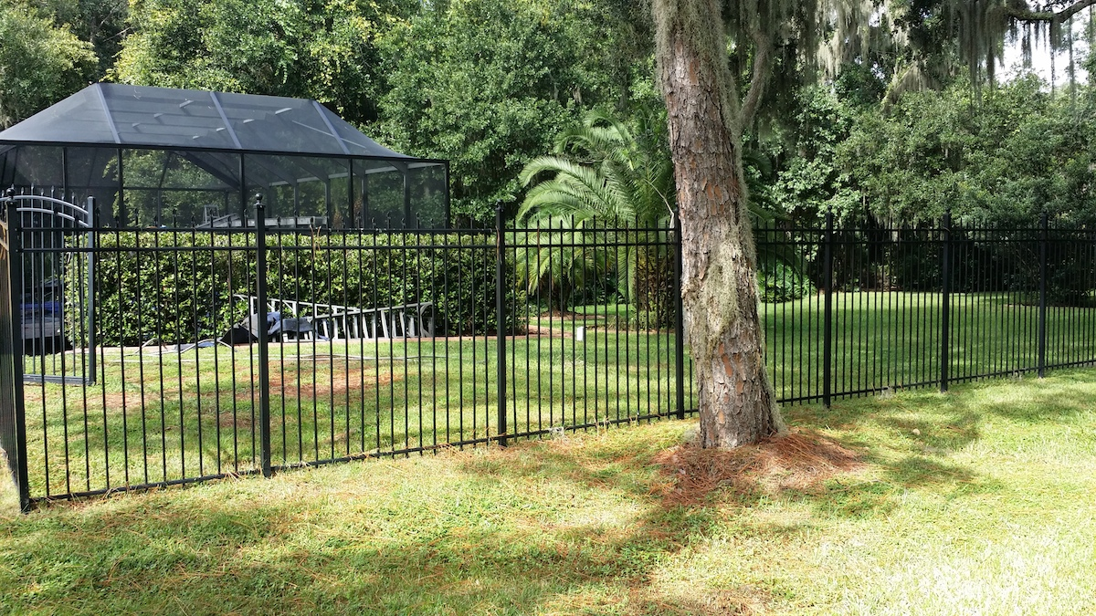 Often Times, We Come Across Aluminum Security Gates That Are In Need Of  Repainting And Refurbishing. Community Security Gates Are Prepped And  Painted The ...