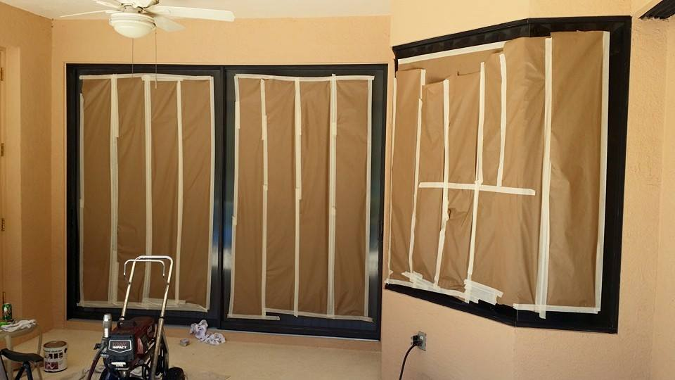Metal Windows Amp Sliding Glass Doors Jpm Painters