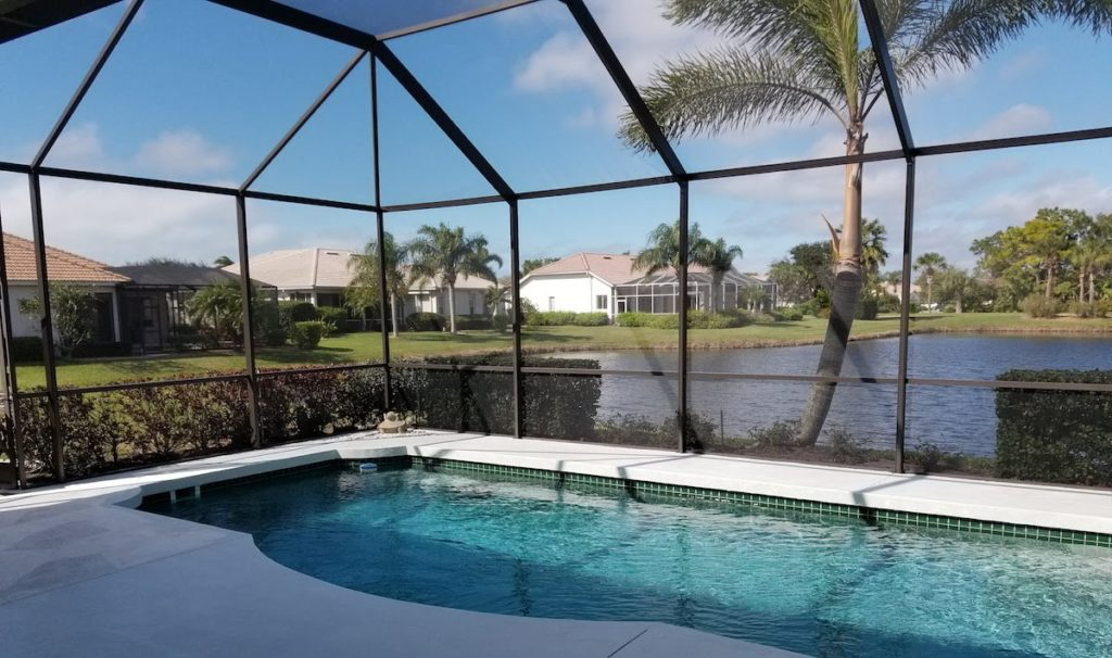 3 Steps in Evaluating Your Pool Cage Enclosure - JPM Painters